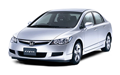 Honda Civic VIII 4D 1.8