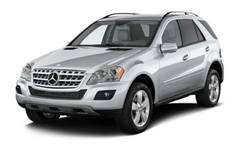 Mercedes-Benz ML 350 CDI (W164)